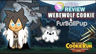 getlinkyoutube.com-[Review] Cookie Run SS4 : WereWolf+FurBallPup : คุกกี้หมาป่า+น้องหมาขนปุย   xBiGx