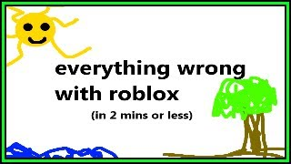 getlinkyoutube.com-25 Things Wrong With ROBLOX  -  A ROBLOX Machinima by Phirefox