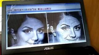 getlinkyoutube.com-Лазерная гравировка на стекле. Как это происходит. Однобитовый формат