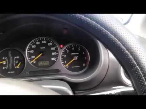 Расположение в Subaru Legacy предохранителя противотуманок