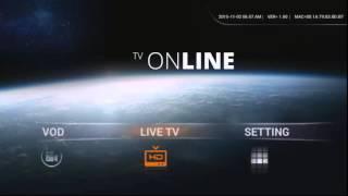 getlinkyoutube.com-ipremium i9- Hybrid DVB-S2+T2/ISDB-T/Cable & IPTV Stalker & Kodi