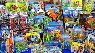 getlinkyoutube.com-Disney-Pixar The Good Dinosaur LEGO Movie Marvel Legends HulkBuster TNMT & DC Superheroes Toy Haul