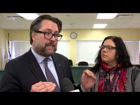 Le ministre Heurtel veut revoir les façons de faire