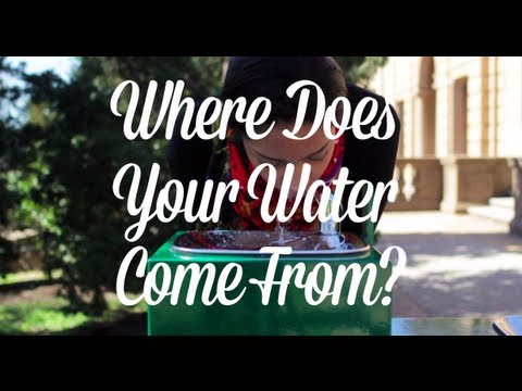 Where Does Your Water Come From - Man on the Street