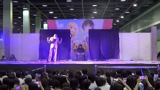 getlinkyoutube.com-Tokyo Ghoul Cosplay Performance by Amaterase team.