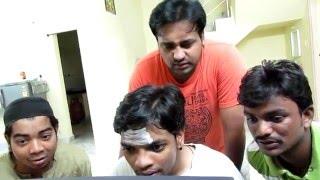 getlinkyoutube.com-Backlog Boys telugu comedy short film by Harsha Sivannagari-Eagle Flick Productions