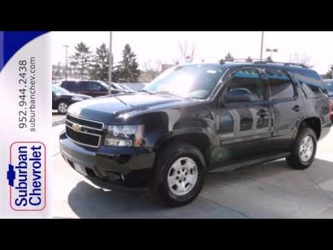 2013 Chevrolet Tahoe Minneapolis St Paul, MN - SOLD