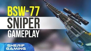 getlinkyoutube.com-BSW-77 Sniper Gameplay (Modern Combat 5)