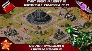 getlinkyoutube.com-Mental Omega 3.0 Act I - Soviet Mission 11 Unshakeable [720p]