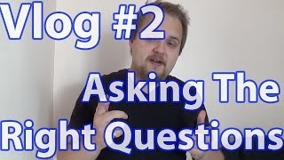 getlinkyoutube.com-Vlog #2 - Asking Technical Questions the proper way, troubleshooting & solving challenging issues