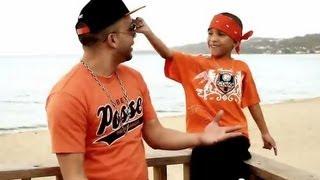 Manny Montes ft. Sugar (Hijo De Manny Montes) Mira Pal Lao (VideoClipOficial) 2012