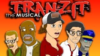♪ TRANZIT THE MUSICAL - Black Ops 2 Zombies Parody of Scream & Shout - will.i.am ft. Britney Spears