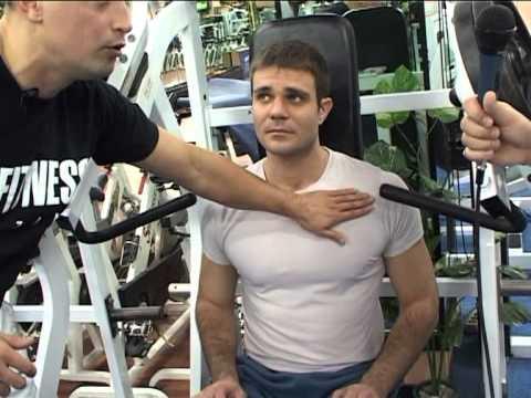 Vežbe za grudi
