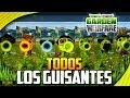 """""""Todos los Guisantes"""" / """"All Peashooters"""" (Recopilación) - Plantas vs Zombies Garden Warfare"""