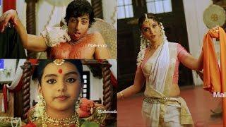 Villain Sonu Sood & Dance Teacher Scene From Arundathi || Anushka | Sonu Sood