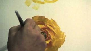 getlinkyoutube.com-Painting Roses