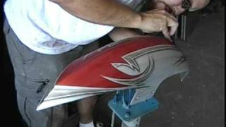 getlinkyoutube.com-Custom Painting a Chopper