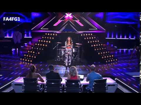 Samantha Jade: Stronger - The X Factor Australia 2012 - Live Show 8, TOP 5