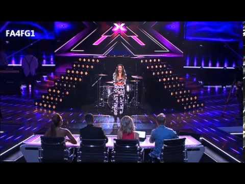 Samantha Jade: Stronger - The X Factor Australia 2012 - Live Show 8, TOP 5