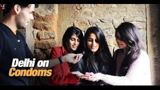 getlinkyoutube.com-Delhi Shocking Reaction On CONDOM | PRANK |