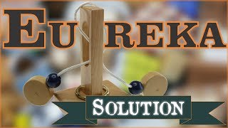 getlinkyoutube.com-Solution for Eureka from Puzzle Master Wood Puzzles