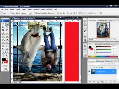 Tutorial Photoshop   Pengaturan Tampilan photoshop