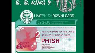 B. B. King and Phish the Thrill Is Gone Live 2003 by alzo61