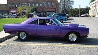getlinkyoutube.com-1969 Roadrunner 440 Start up! LOUD