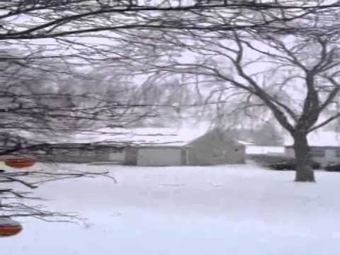 snow fall 1 mpeg2video