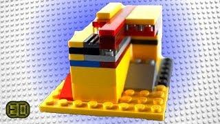 getlinkyoutube.com-How to Build a Lego Candy Machine Mechanism