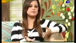 getlinkyoutube.com-Utho Jago Pakistan , Full , 4th April 2014 , (Geo News Anchors Special Interview) , Morning Show