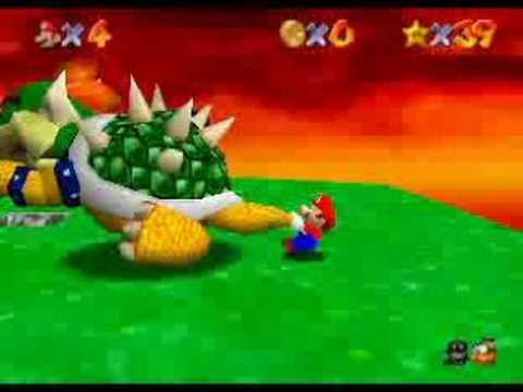 Bowser Everywhere bob-omb Sm64 Rom Hack