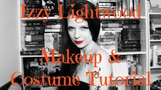 getlinkyoutube.com-Isabelle Lightwood Makeup and Costume Tutorial | The Polar Opposites