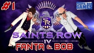getlinkyoutube.com-Fanta et Bob dans SAINTS ROW 4 - Ep. 1