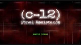 C-12 Final Resistance - main menu theme