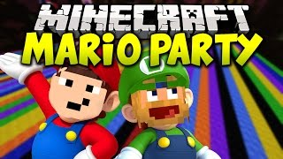 MrMore als ersten Gast! - Minecraft: MARIO PARTY #4