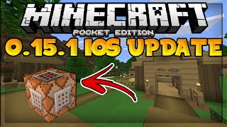 getlinkyoutube.com-MCPE 0.15.1 iOS Update?! // Realms w/ Subscribers! - Minecraft PE (Pocket Edition)