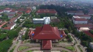 getlinkyoutube.com-Aerial Video Universitas Gadjah Mada - Yogyakarta - Indonesia