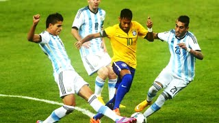 getlinkyoutube.com-Neymar Jr ● Destroying Argentina | HD