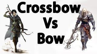 getlinkyoutube.com-Skyrim : The Best Bow VS Crossbows