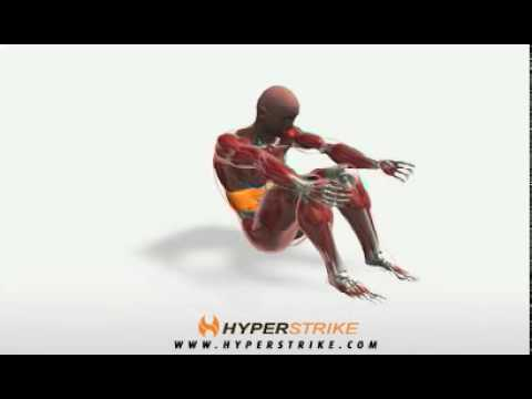 Exercise Videos- Arm-Reaching Sit Up