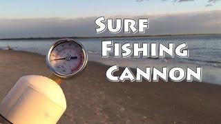 getlinkyoutube.com-Surf Fishing Cannon