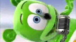 getlinkyoutube.com-Śpiewający Pluszowy Miś Gummi Bear Gumi Miś
