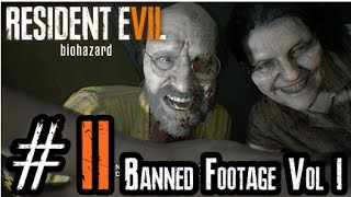Resident Evil 7 DLC Banned Footage Vol 2 Daughters #2 True Ending - I GOT YOU!