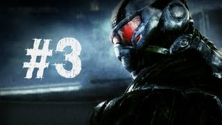 getlinkyoutube.com-Crysis 3 Gameplay Walkthrough Part 3 - The Ceph Stalker - Mission 2
