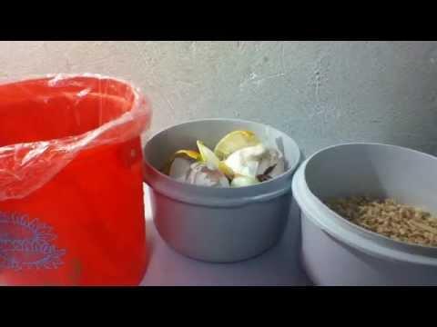 Cómo hacer abono casero - Hacer composta