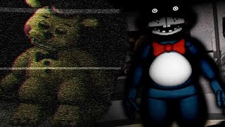 getlinkyoutube.com-SHADOW TOY BONNIE JUMPSCARE!? | Night Shift at Freddy's: Remastered #1