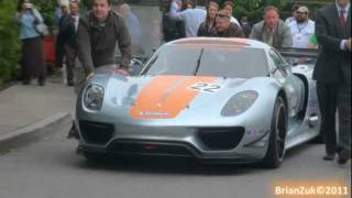 getlinkyoutube.com-Porsche 918 RSR