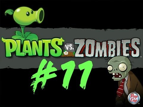 بلانت فس زومبي Plants vs. Zombies #11