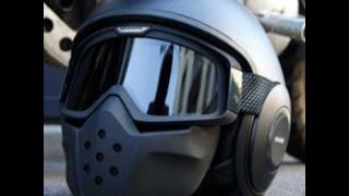 getlinkyoutube.com-Shark Raw Motorcycle Helmet Unboxing